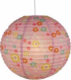 Pendelleuchte Papierballon Bungee Bunn