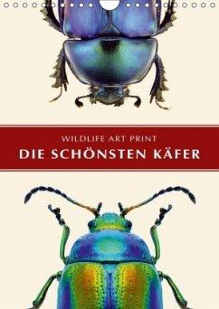 Die schönsten Käfer (Wandkalender 2018 DIN A4 h...