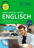 PONS Audiotraining Aufbau Englisch, 2 Audio-MP3-CDs