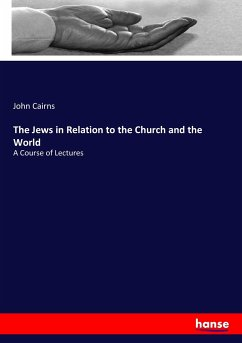 The Jews in Relation to the Church and the World