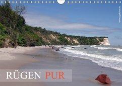 Rügen PUR (Wandkalender 2018 DIN A4 quer)