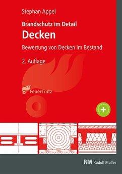 Brandschutz im Detail - Decken - Appel, Stephan