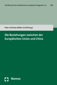 Die Beziehungen zwischen der Europäischen Union und China