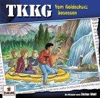 Ein Fall für TKKG - Vom Goldschatz besessen, 1 Audio-CD