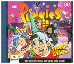 Die Punkies - Video Stars, 1 Audio-CD