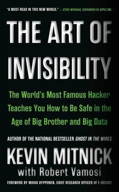 The Art of Invisibility (eBook, ePUB) - Mitnick, Kevin