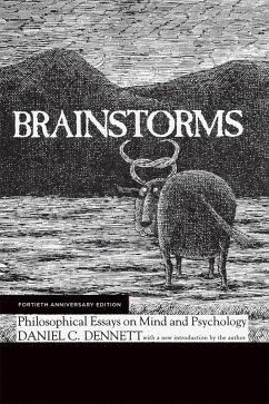 Brainstorms: Philosophical Essays on Mind and Psychology - Dennett, Daniel C.