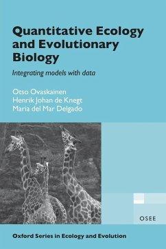 Quantitative Ecology and Evolutionary Biology - Ovaskainen, Otso