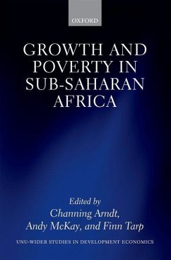 Growth and Poverty in Sub-Saharan Africa - Arndt, Channing