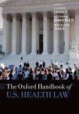 The Oxford Handbook of U. S. Health Law