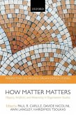 How Matter Matters: Objects, Artifacts, and Materiality in Organization Studies