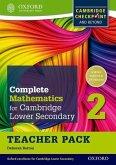 Complete Mathematics for Cambridge Lower Secondary Teacher Pack 2