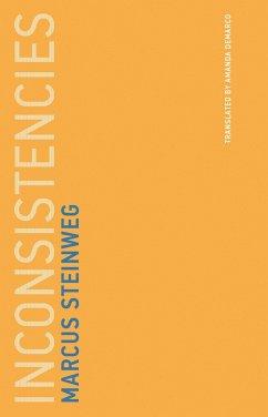 Inconsistencies - Steinweg, Marcus