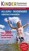 KinderSommer 2017. Allgäu - Bodensee - Oberschwaben