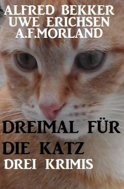 Dreimal für die Katz: Drei Krimis (eBook, ePUB)