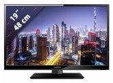 Lenco DVL-1961 schwarz 47 cm (19 Zoll) Fernseher (HD ready)