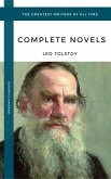 Tolstoy, Leo: The Complete Novels and Novellas (Oregan Classics) (The Greatest Writers of All Time) (eBook, ePUB)