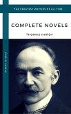 Hardy, Thomas: The Complete Novels (Oregan Classics) (The Greatest Writers of All Time) (eBook, ePUB)