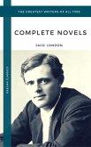London, Jack: The Complete Novels (Oregan Classics) (The Greatest Writers of All Time) (eBook, ePUB)