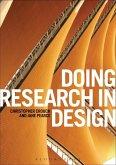 Doing Research in Design (eBook, ePUB)