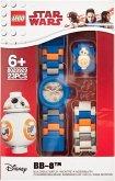 LEGO Star Wars / Clone Wars Episode 7 BB-8 Minifigure Link Watch