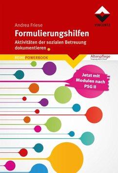 Formulierungshilfen - Friese, Andrea