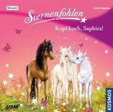 Kopf hoch, Saphira! / Sternenschweif Bd.10 (1 Audio-CD)