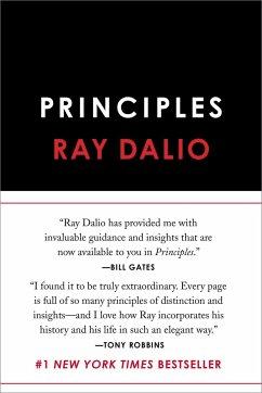 Principles: Life and Work - Dalio, Ray