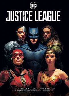 Justice League Official Collector´s Edition