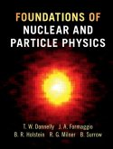 Foundations of Nuclear and Particle Physics (eBook, PDF)