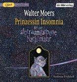 Prinzessin Insomnia & der alptraumfarbene Nachtmahr / Zamonien Bd.7 (1 MP3-CDs)
