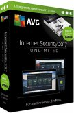 AVG Internet Security 2017 UNLIMITED - Sommer Edition