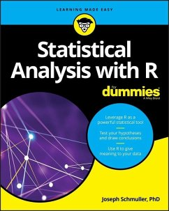 Statistical Analysis with R For Dummies (eBook, ePUB) - Schmuller, Joseph