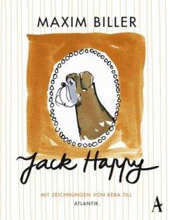 Jack Happy (Mängelexemplar) - Biller, Maxim
