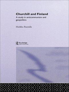 Churchill and Finland (eBook, ePUB) - Ruotsila, Markku