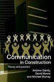Communication in Construction (eBook, ePUB)