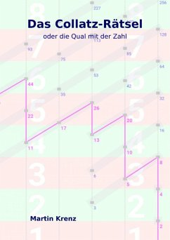 Das Collatz-Rätsel (eBook, ePUB) - Krenz, Martin