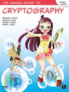 The Manga Guide to Cryptography - Mitani, Masaaki; Sato, Shinichi; Hinoki, Idero; Verte Corp.