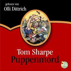 Puppenmord (MP3-Download) - Sharpe, Tom