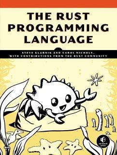 The Rust Programming Language - Klabnik, Steve; Nichols, Carol