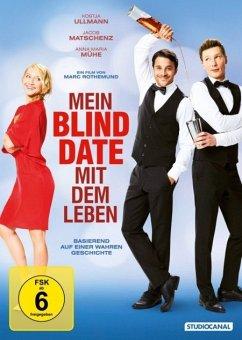 Mein Blind Date mit dem Leben - Ullmann,Kostja/Matschenz,Jacob