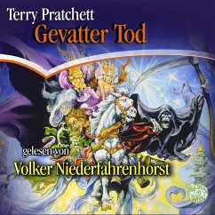 Gevatter Tod (MP3-Download) - Pratchett, Terry