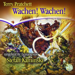 Wachen! Wachen! (MP3-Download) - Pratchett, Terry