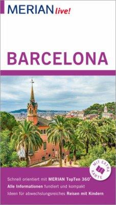 MERIAN live! Reiseführer Barcelona - Macher, Julia