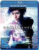 Ghost in the Shell (Blu-ray 3D + Blu-ray)