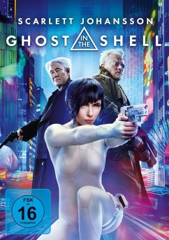 Ghost in the Shell - Scarlett Johansson,Pilou Asbæk,Takeshi Kitano