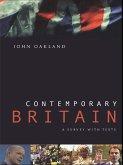 Contemporary Britain (eBook, ePUB)
