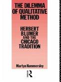 Dilemma Qualitative Method (eBook, ePUB)
