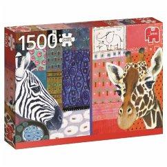 Eugen Stross, Afrikanische Kunst (Puzzle)