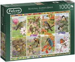 Seasonal Garden Birds (Puzzle)